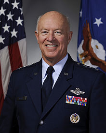 LTG Harry M. Wyatt III (retired)