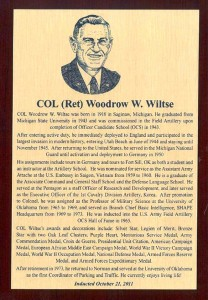 2011 Wiltse